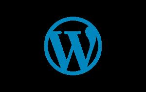 شعار ووردبريس wordpress logo