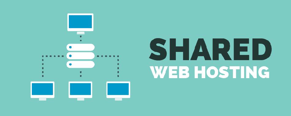 الاستضافة المشتركة shared web hosting